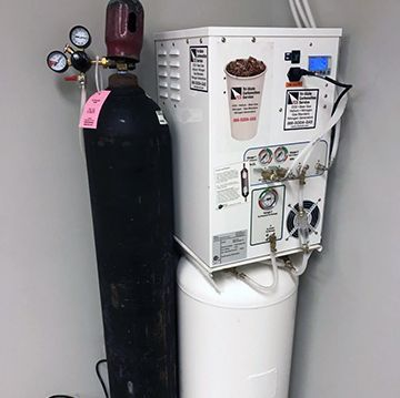 Mixed Gas or Blended Gas Systems from TCSCO2